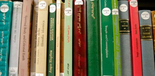 Le fonds Corbin de la Bibliothèque des sciences religieuses (EPHE)