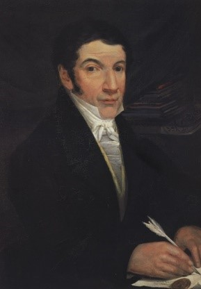 Pieter Corbeels, fondateur de la maison d'édition Brepols (1796)